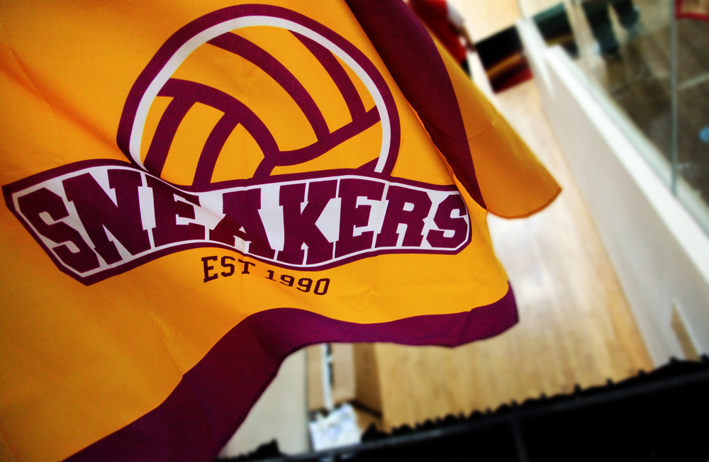 Sneakers Team Logo, Jersey and Training Attire