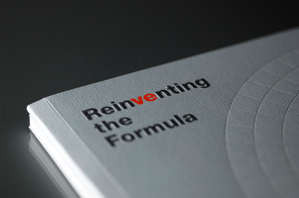 Reinventing the Formula